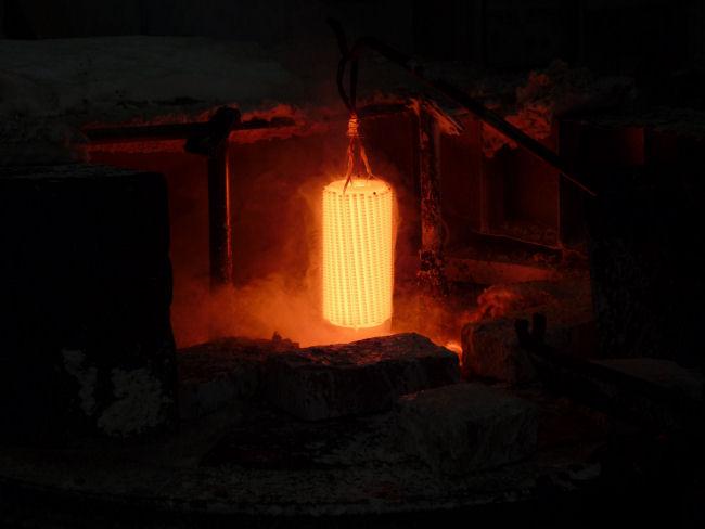 trattamenti termici con forni in bagno di sale